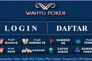 Bermain Poker di Internet